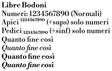 LibreBodoni